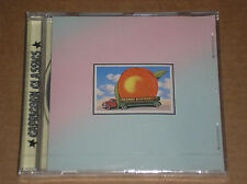 THE ALLMAN BROTHERS BAND - EAT A PEACH - CD REMASTERED SIGILLATO (SEALED)