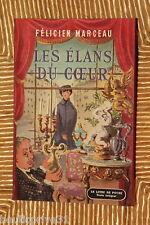 Livre de poche 1966 - Les élans du coeur par Felicien Marceau