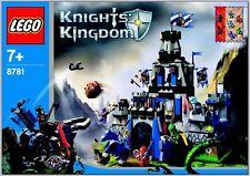 LEGO 8781 & 8877 - Knights Kingdom - Castle of Morcia & Vladek's Dark Fortress