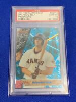2011 Bowman's Best Brandon Belt Giants RC #BBP18 PSA 10 GEM MINT Rookie Card