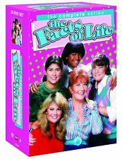 The Facts of Life: The Complete Series Season 1-9 Box-Set (DVD 2015 26-Disc) NEW