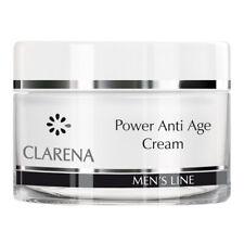 Clarena Mens Line Power Anti Age  Anti Wrinkle Cream 50 ml