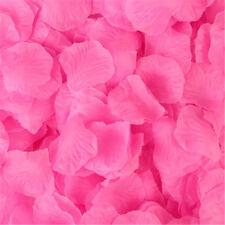 1000pc Fake Flower Petals Wedding Silk Decoration Artificial Rose Confetti Party