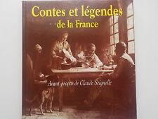 Livre de Dominique Besancon Contes et Légendes de la France très bon état