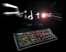 acidtones 32GB Flash USB Audio SOUND SAMPLE + sysex DATA Film FX ARP Random Bass