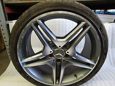 MERCEDES CLK, SLK TIRE AND RIM OEM