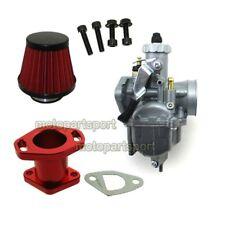 Carburetor Intake Manifold Kit For GX200 196cc Predator 212cc Go Kart Mini Bike