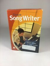 Finale Song Writer 2009 Windows And Mac Compatible