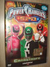 DVD VOL 9 POWER RANGERS S.P.D. SPD CATASTROFE NUOVO