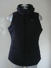 REEBOK  Black  Padded Gilet  Bodywarmer Size Small Size 8 -10  £39.99  NEW