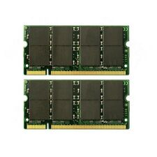 2GB (2x1GB) MEMORY IBM THINKPAD T40 RAM PC2700 SODIMM