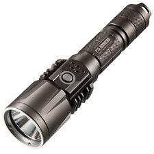 Nitecore P25 GREY USB Rechargeable LED Flashlight 960Lm +FREE 3100mAh 18650