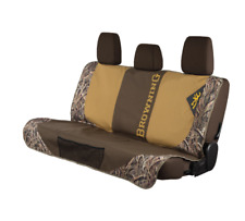 Browning Seat Covers For Sporting Dogs Mo Blades Camo Travel Hunting Nwt