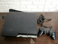 Sony PlayStation 3 Slim CECH-2501A PS3 160GB Console and Controller