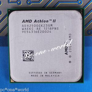 100% OK ADX250OCK23GM AMD Athlon II X2 250 3 GHz Dual-Core Processor CPU