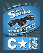 Double Snake C Star Turbo Yeast, alcohol, spirit
