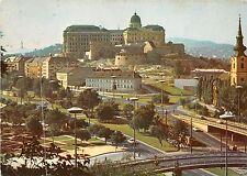 B46489 Castle of Buda Budapest    hungary