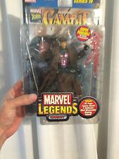 Marvel Legends Series 4 IV Gambit 2003 Action Figure-TOYBIZ
