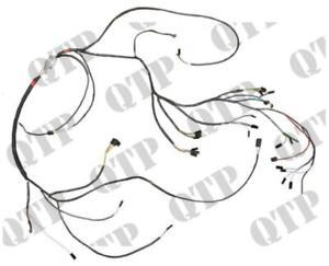 For David Brown 990 Selectamatic 900 Series Wiring Harness