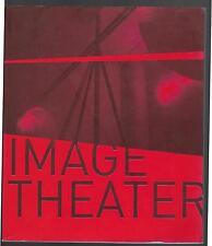 IMAGE THEATER book 2006 Exhibition Performance Art Coreana Museum Seoul S Korea