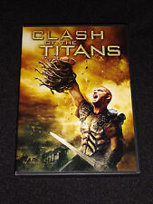 CLASH OF THE TITANS DVD (LIKE NEW)