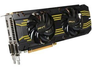PNY GeForce GTX 770 4GB PCI-E Express 3.0 Video Graphics Card GTX770 G-SYNC PC