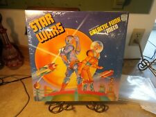 Star Wars and other Galactic Funk/disco by Meco funk Millenium LP VINYL ALBUM