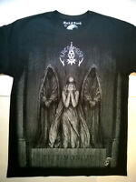 LACRIMOSA T-Shirt RARE Embroidered Logo Testimonium Illuminate Therion Goth Tilo