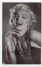 MARILYN MONROE: Movie Star postcard (C48022)