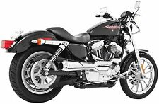 American Outlaw 2-Into-1 Pipe HD00299 High Exhaust by Freedom Harley Sportster