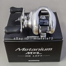 Shimano 16 Metanium MGL HG, Gear Ratio 7.4:1, Left Handle, Japan Model, 035332