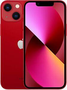 Apple iPhone 13 Mini - 128GB - ROT -  RED - 🔥 NEU & OVP 🔥 OHNE VERTRAG - WOW