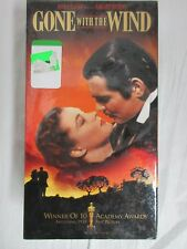NIP Gone With the Wind (VHS, 1998, Digitally Re-Mastered) Factory Sealed