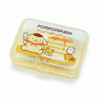 POMPOM PURIN Plastic cased stickers 40pcs Sanrio Kawaii Cute 2019 NEW F/S