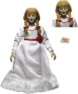 The Conjuring Universe 8'' Anabelle figure Neca 48938