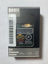 OBD2 Car Bluetooth Code Scanner Reader ELM 327 Automotive Diagnostic Tool OBDII