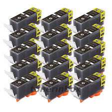 15 Pack New PGI-225 BK Ink Cartridge For Canon PIXMA MG5220 MX892 MX882