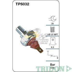 TRIDON OIL PRESSURE FOR Morris Mini 01/65-12/70 998cc(A) OHV