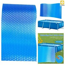 Pool Cover Protector Foot Above Ground Reduce Water Evaporation Reusable Cover