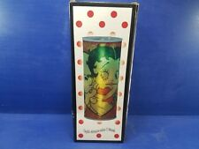 Betty Boop & Pudgy Love Hearts Cylindrical Changing Colors NightLight New Boxed