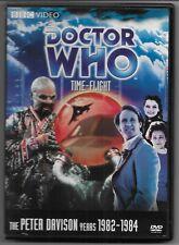 Doctor Who Peter Davison Time-Flight Story #123 Dvd Region 1