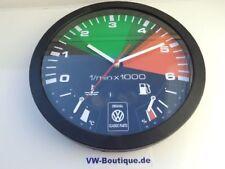 + VW Bus Bulli T3 Wanduhr, ORIGINAL T1 T2 T3 T4 T5 T6 Multivan