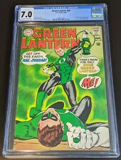 Green Lantern #59 CGC 7.0 - 1st appearance of Guy Gardner