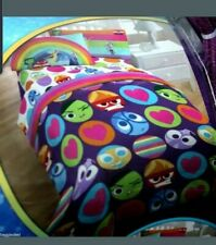 Disney / Pixar Inside Out 4 Piece Reversible Twin Bedding Set -  Used once