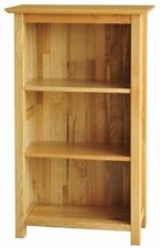 Solid Wood Contemporary 3 Bookcases, Shelving & Storage