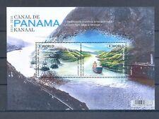 BLOK 217 panamakanaal postfris** 2014