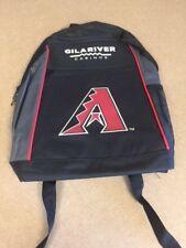"Arizona Diamondbacks Gila River Backpack 15 "" by 13"" by 7"" BRAND NEW"