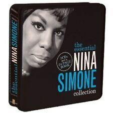 NINA SIMONE - ESSENTIAL COLLECTION (LIM.METALBOX ED.) 3 CD NEW!