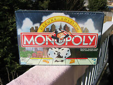 Monopoly Deluxe Edition Board Game 1998 New & Factory Sealed!