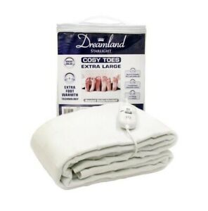 Dreamland Starlight, Cosy Toes Extra Large Heated Blanket, Various Sizes